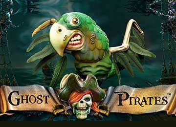 Игровой автомат Ghost Pirates онлайн